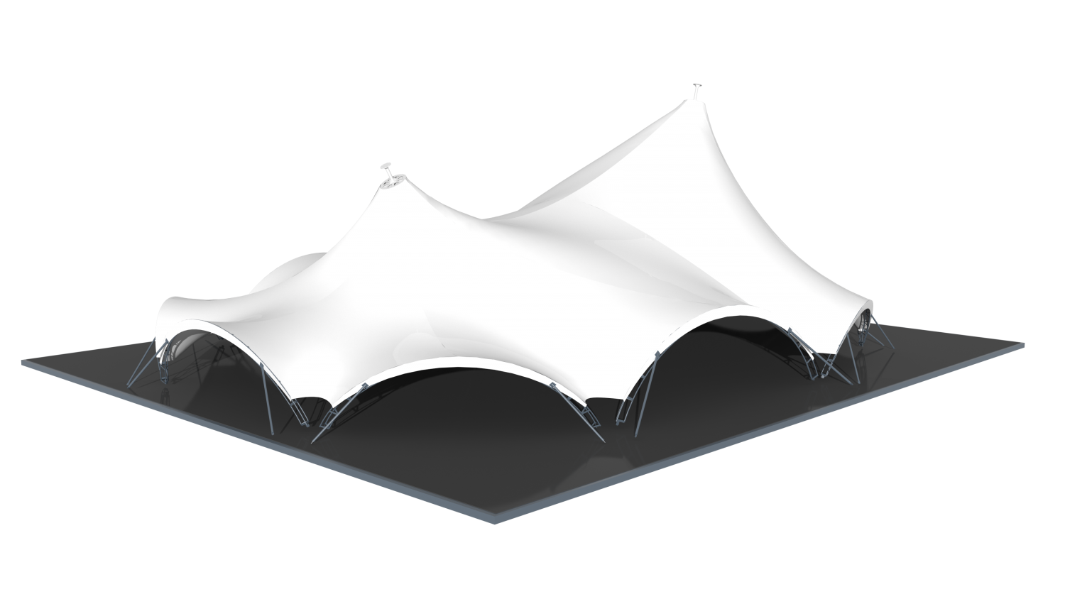 Exclusive Membrane tent-ALPES