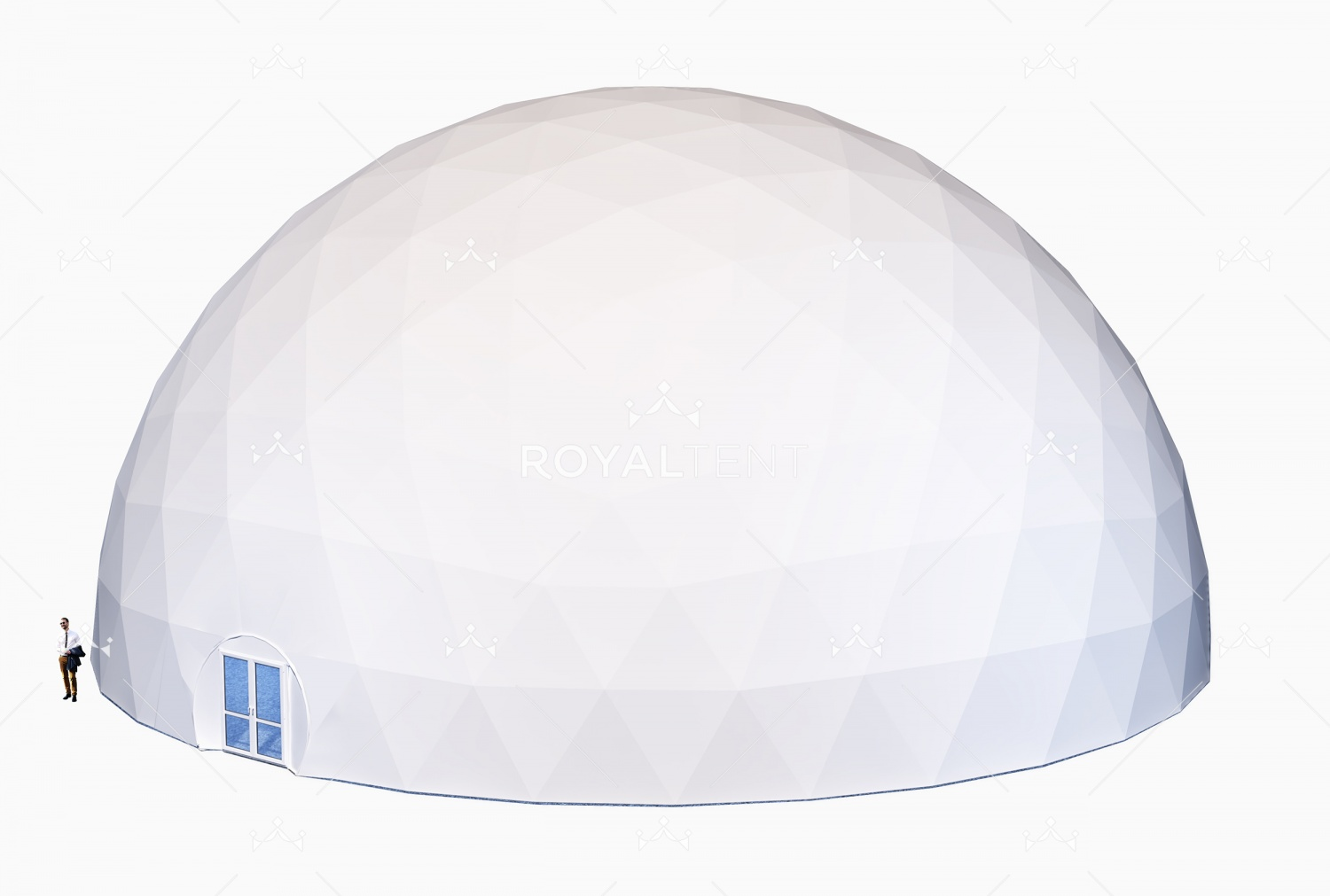Dome tent SPHERE RT530D26