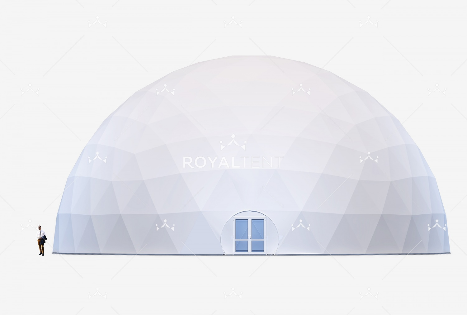 Dome tent SPHERE RT615D28