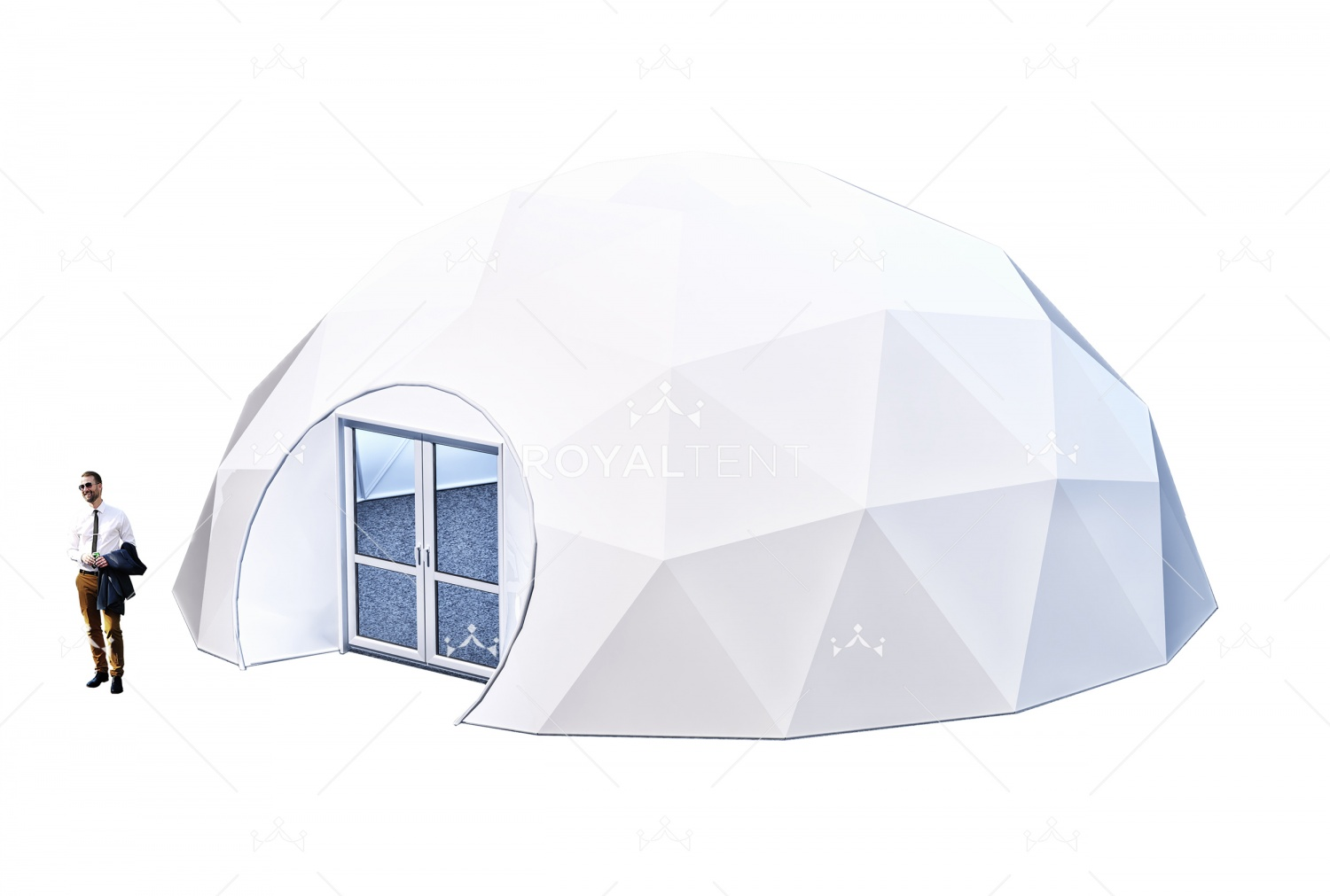 Dome tent SPHERE RT78D10