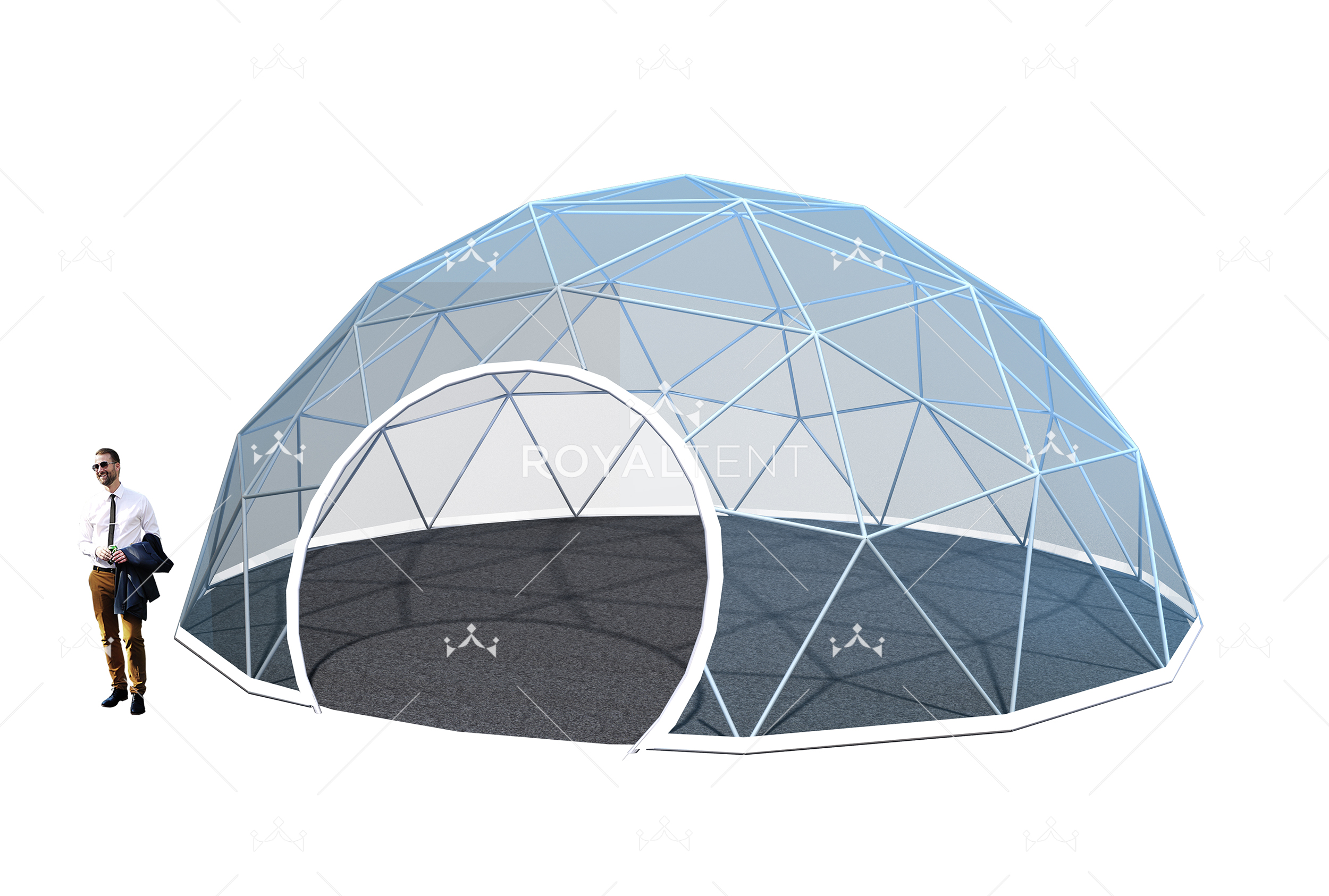 Dome tent SPHERE RT_D12