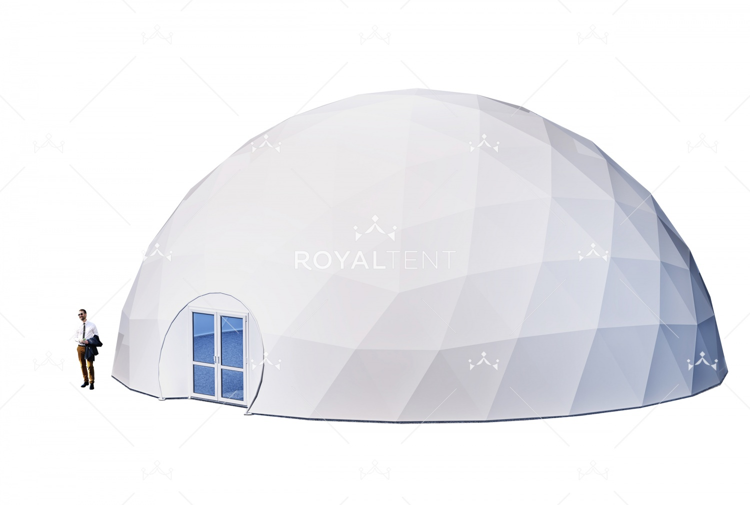 Dome tent SPHERE RT154D14