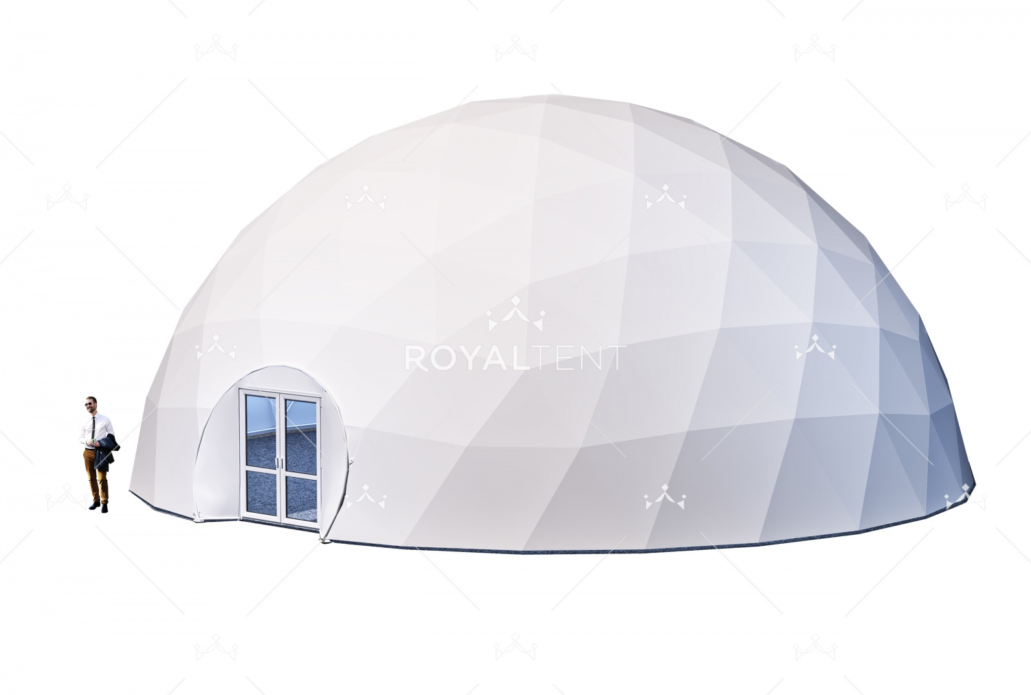 Dome tent SPHERE RT200D16