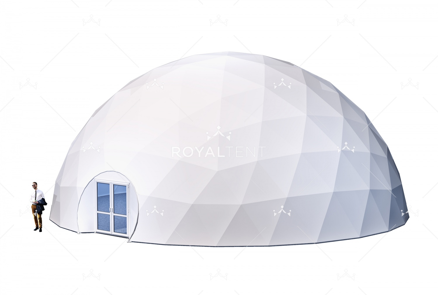 Dome tent SPHERE RT254D18