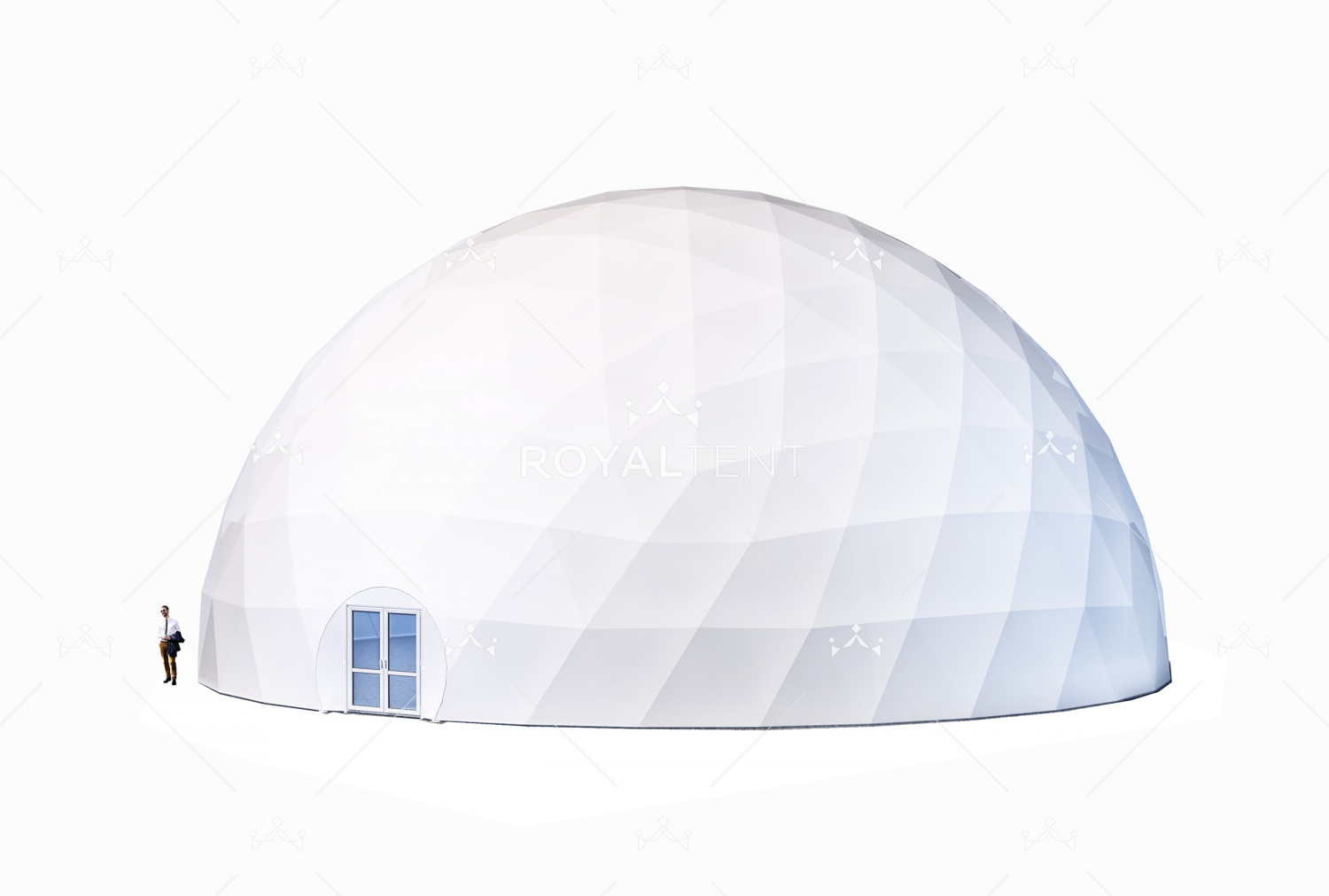 Dome tent SPHERE RT380D22
