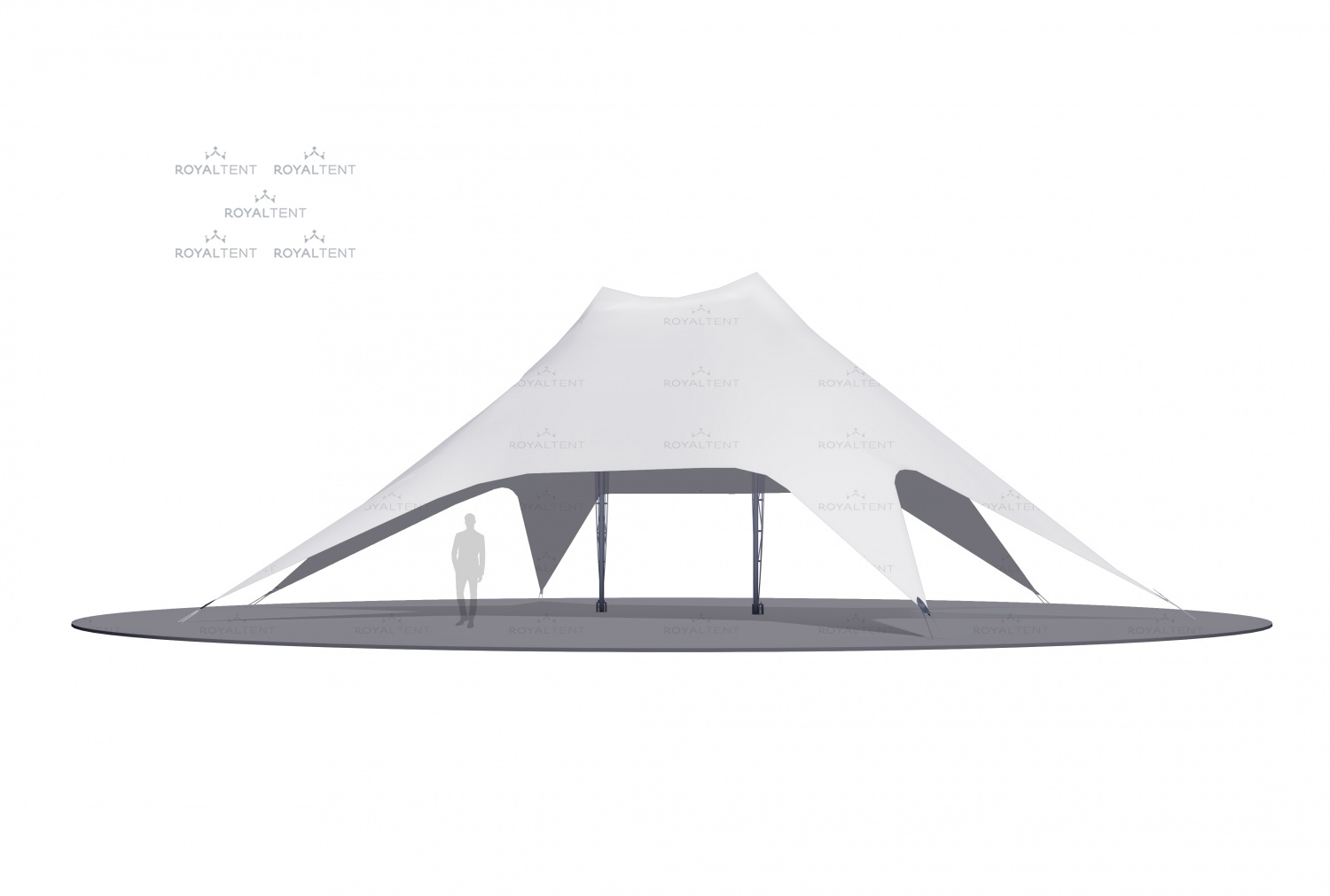 Star Tent EXCLUSIVE 2-STAR 10